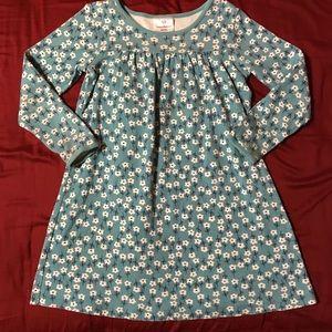 Hanna andersson little girl dress